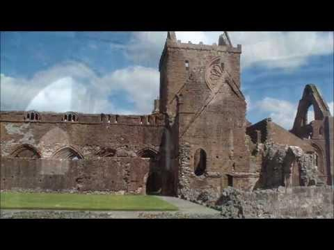 Sweetheart Abbey, New Abbey, Dumfries, Scotland