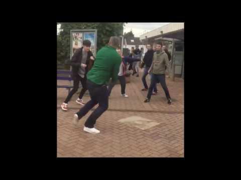 Falkirk Hibs Fans Ceilidh Dancing
