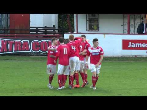 SPFL League 1: Brechin City V Ayr United