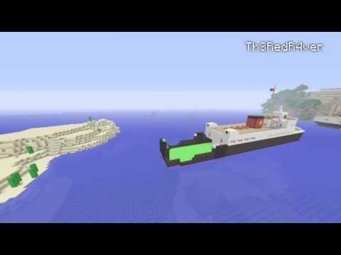 Minecraft CalMac