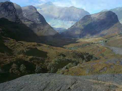 National Trust For Scotland Walks - Glencoe