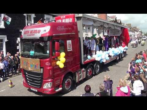Castle Douglas Civic Week 2017  Douglas Day Parade