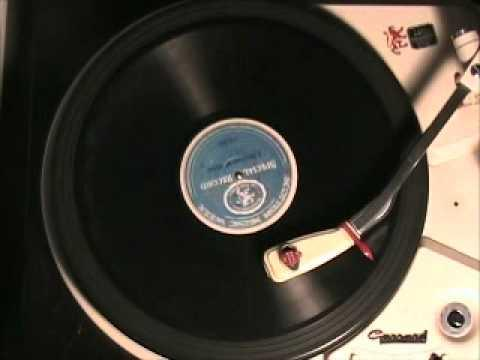 A NIGHT WI' BURNS - 1925 Scottish Music Week SPECIAL RECORD