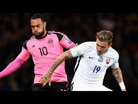 HIGHLIGHTS | Scotland 1-0 Slovakia
