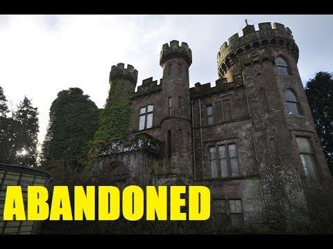 Abandoned Castle Style Mansion (1800's) Urban Exploration Urbex Scotland