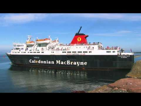 Travelling On Board With CalMac Ferries
