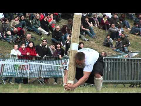 IHGF Highland Games, Bressuire - 7. Cabertoss