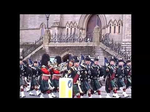 Farewell To The Argylls