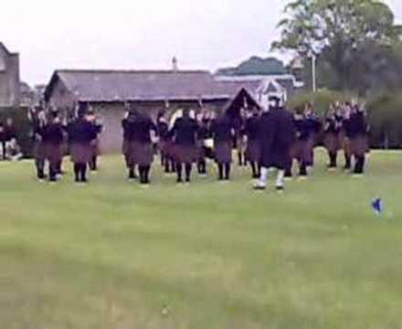 Dysart & Dundonald Pipe Band