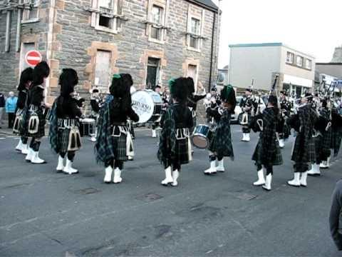 Thurso Pipe Band