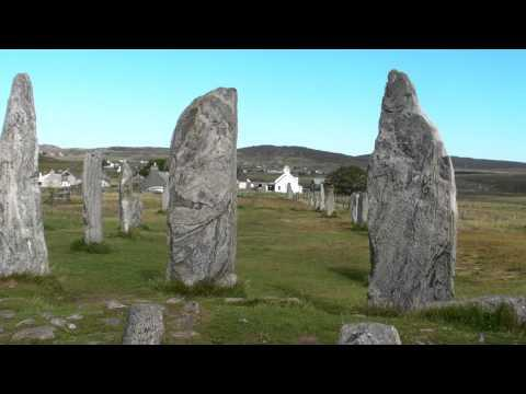 The Standing Stones Of Callanish - Isle Of Lewis, Outer Hebrides, Scotland