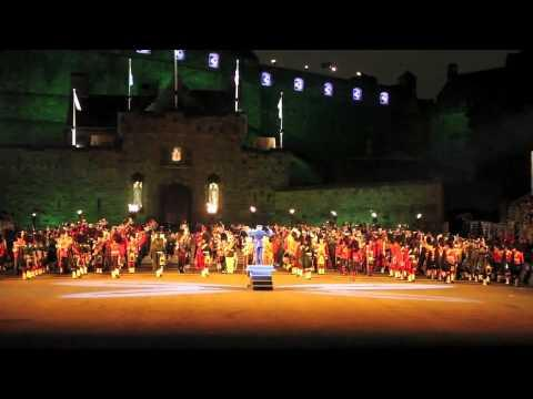 Highland Cathedral - Edinburgh Military Tattoo 2012
