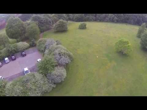Bothwell Castle Quadcopter