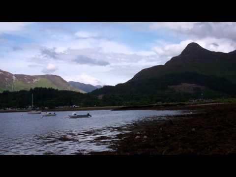 Loch Leven Ballachulish Scottish Highlands Of Scotland August 2nd