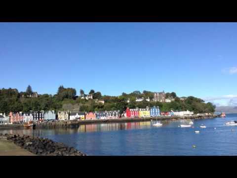 Tobermory, Isle Of Mull ( Inner Hebrides)