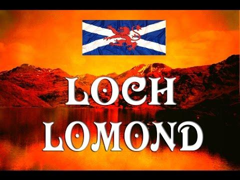 AMAZING MUSIC~LOCH  LOMOND ~ RUNRIG.
