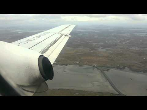 Coming In To Land In Benbecula
