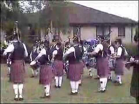 Clan Gregor Pipe Band