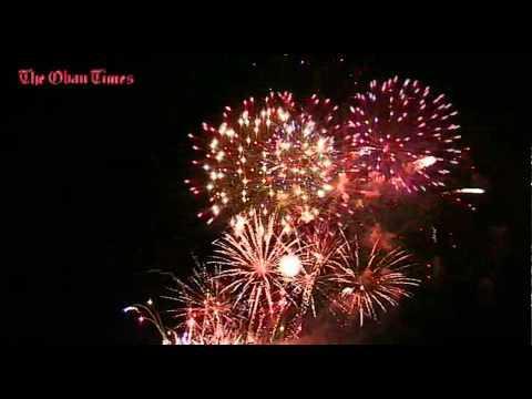 Oban Community Fireworks Fiasco