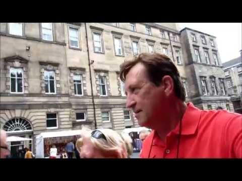Edinburgh June 1st And 2nd 2014