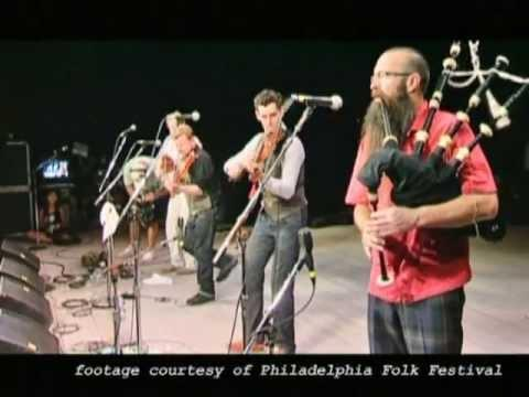 Battlefield Band - Live At Philadelphia Folk Festival
