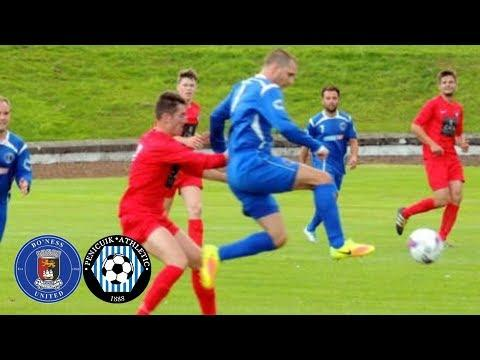 HIGHLIGHTS: Bo'ness United V Penicuik Athletic (2017/18)