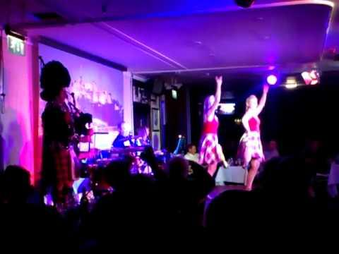 Scottish Folk Performance At King James Hotel