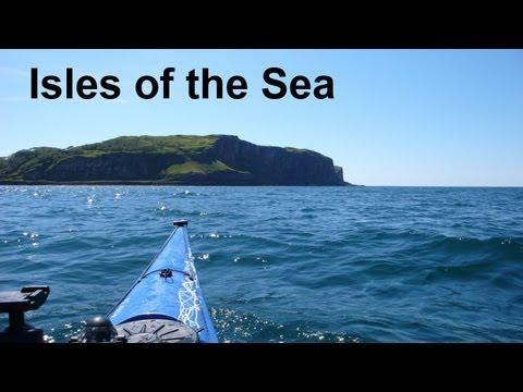 Sea Kayaking Scotland - The Garvellachs.