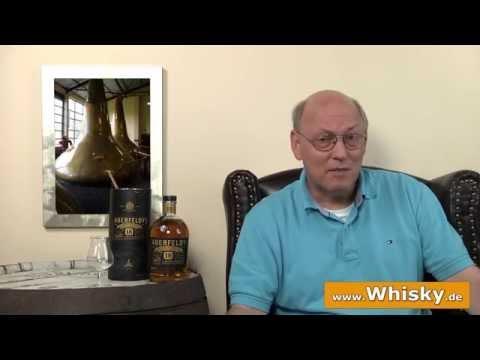 Whisky Verkostung: Aberfeldy 18 Jahre