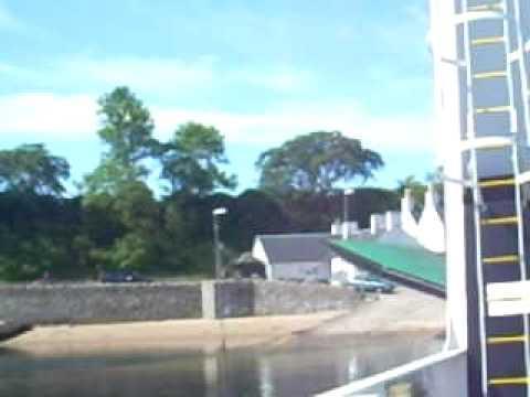 Oban July 09 Corran Ferry