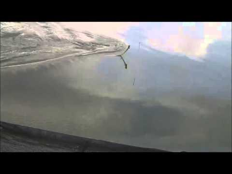 Pike Fishing Scotland. Big One Gets Away.