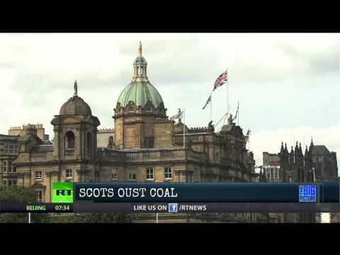 Scotland Kicked The Coal Habit...Will America?
