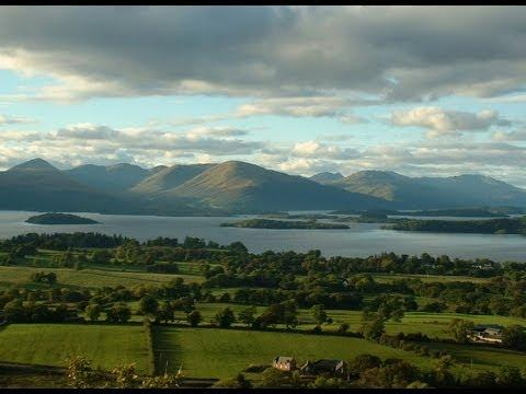 Holiday Cottage Rental Loch Lomond Trossachs Scotland - Strathendrick House Drymen