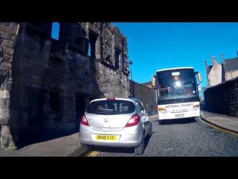 Drive To Visit Stirling Castle Scotland