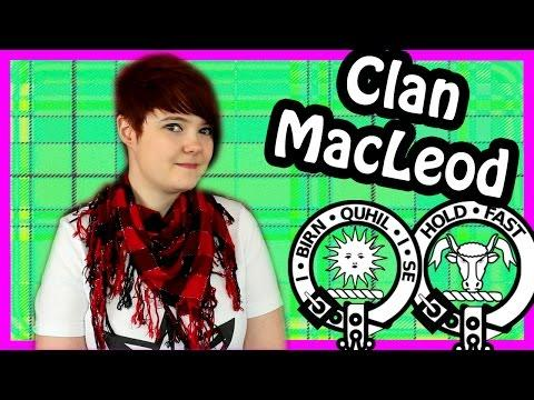 Scottish Clans #2 - Clan MacLeod