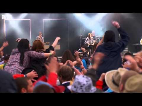 The 1975 - Chocolate Live At T In The Park 2014