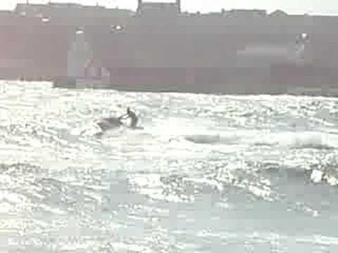 Jetski In Wick Harbour Caithness Part 18