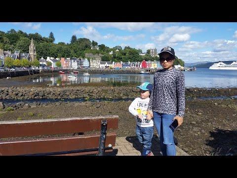 Tobermory Isle Of Mull  Scotland