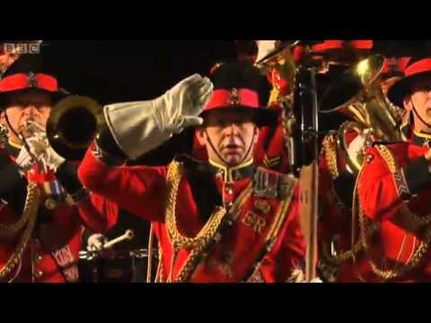 The Royal Edinburgh Military Tattoo 2013