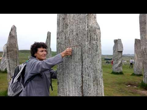 CALLANISH DOWSING THE STONES