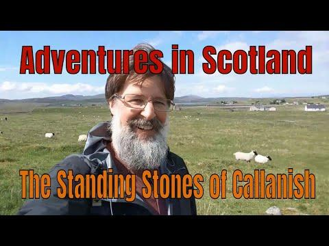 Adventures In Scotland - Standing Stones Of Callanish