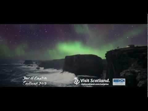 VisitScotland — Year Of Creative Scotland 2012