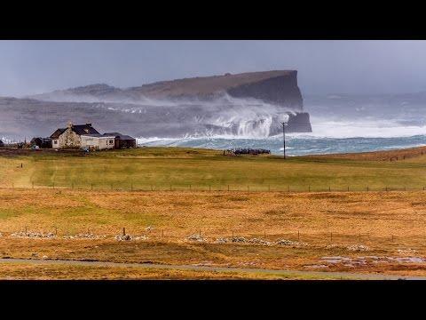 A Wild Day In Shetland