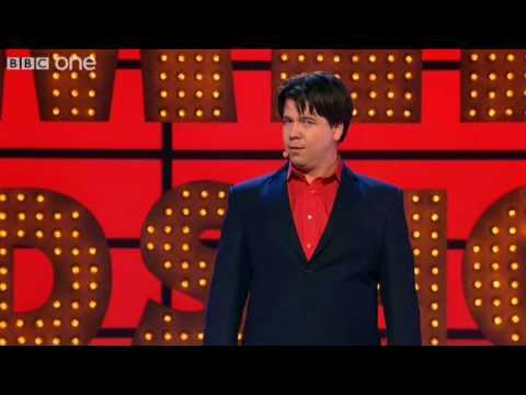 The Birth Of The Kilt - Michael McIntyre's Comedy Roadshow - BBC One