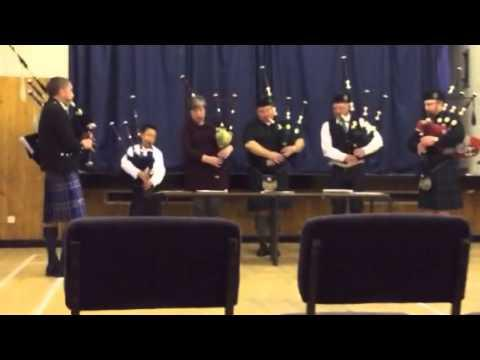 College Of Piping April 2015 Group 2
