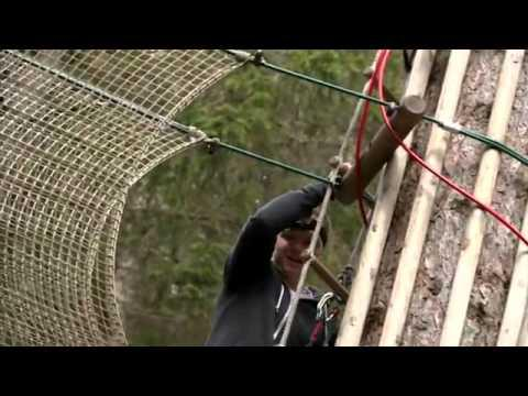The Riverside Show (STV) 'Go Ape' At Aberfoyle