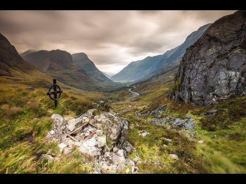 Photography At Glencoe And The Harry Potter Train In Scotland
