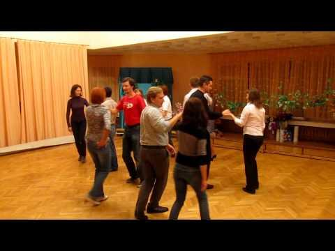 Scottish Cèilidh Dancing - Gay Gordon Two-Step
