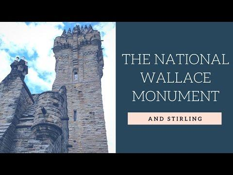 Wallace Monument And Stirling | Scotland