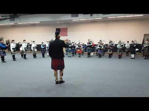 College Of Piping Summer School Pt 6